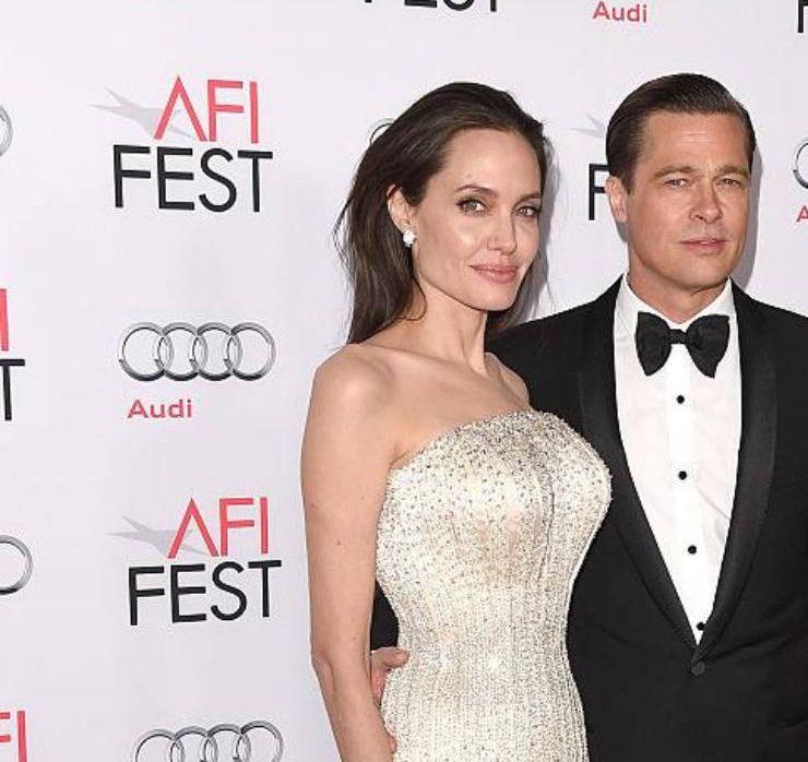 Анджеліна Джолі програла в суді Бреду Пітту
