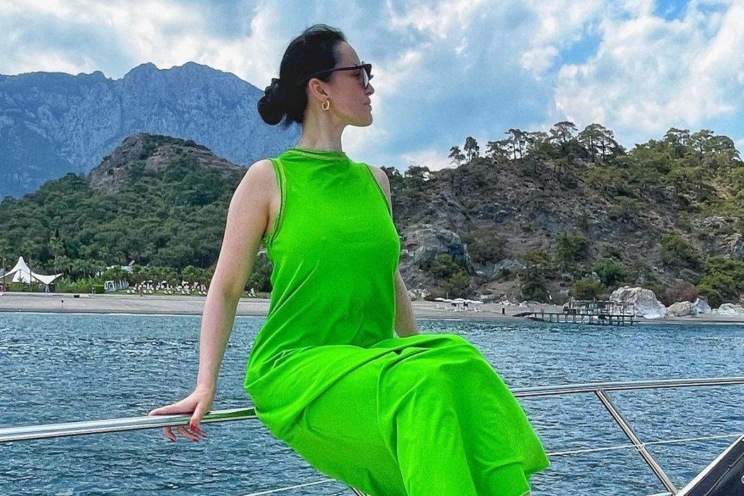 «Настоящий рай»: Даша Астафьева на каникулах в Анталии