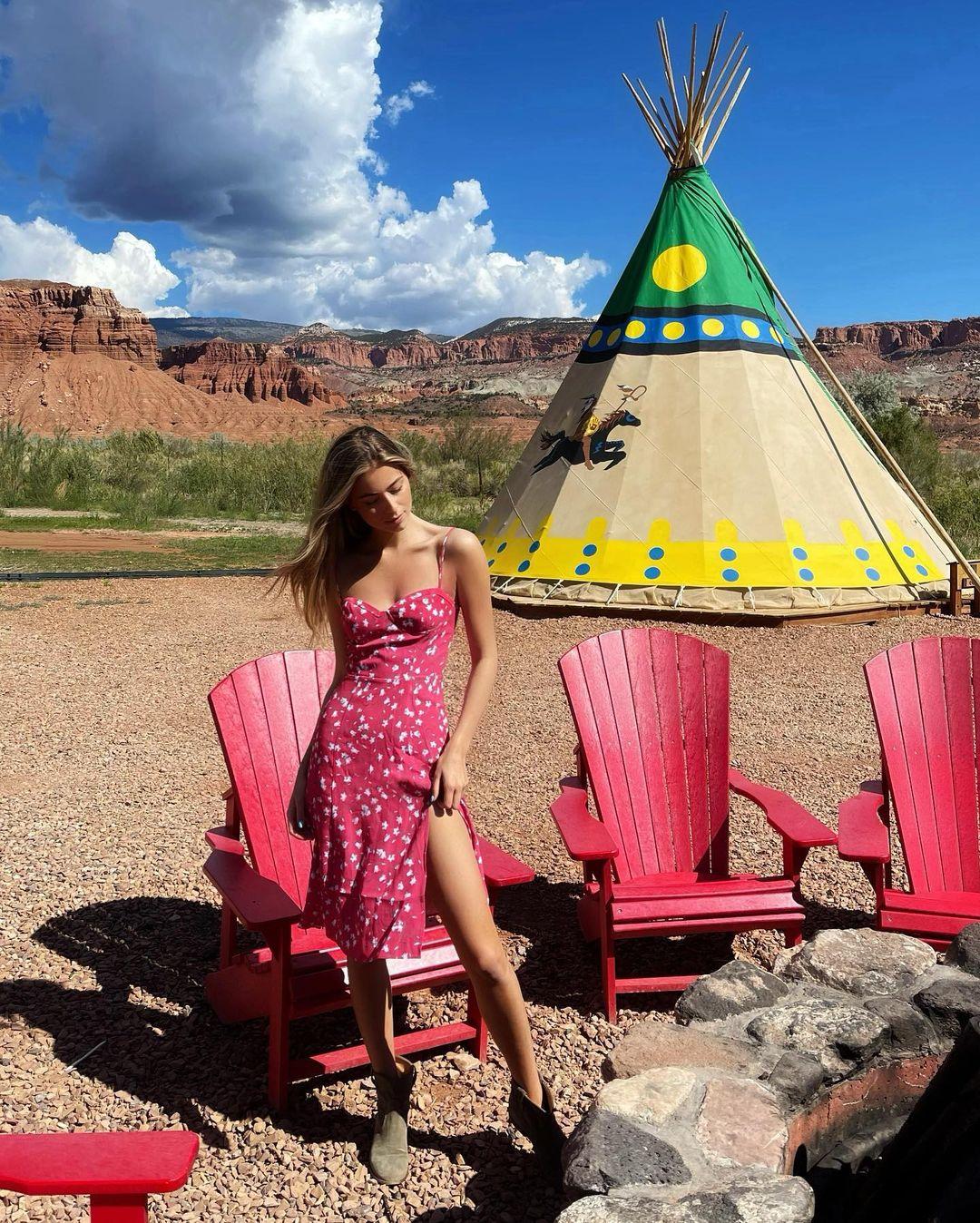 American dream: как София Евдокименко отпраздновала 20-летие