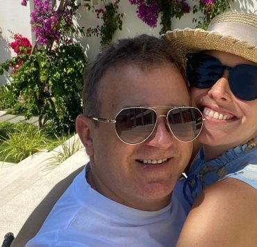 Сплошная романтика: уик-энд Кати Осадчей и Юрия Горбунова в Турции