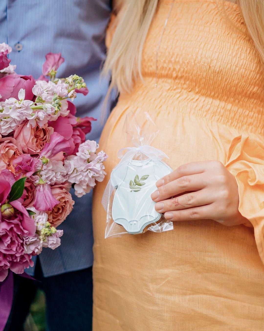 Вечеринка-сюрприз: как прошел baby shower Даши Квитковой