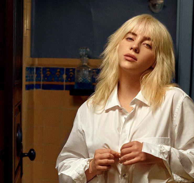 Українка Яна Яцюк зняла Біллі Айліш для обкладинки Rolling Stone