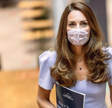 У відтінку лаванди: новий бездоганний вихід Кейт Міддлтон