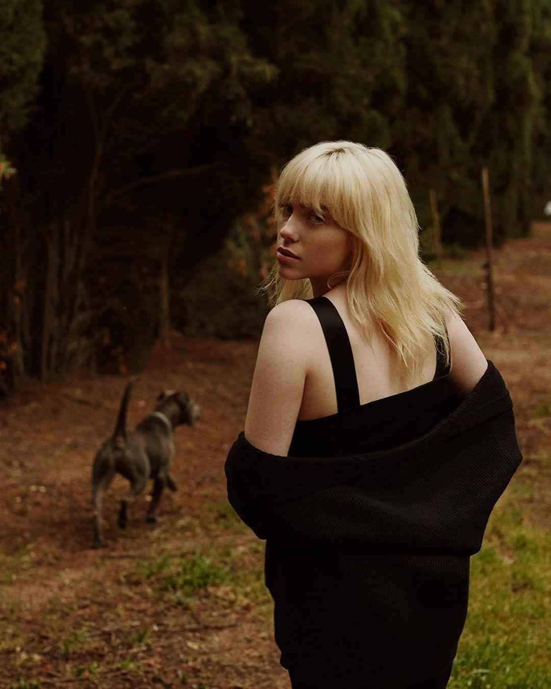 Украинка Яна Яцюк сняла Билли Айлиш для обложки Rolling Stone