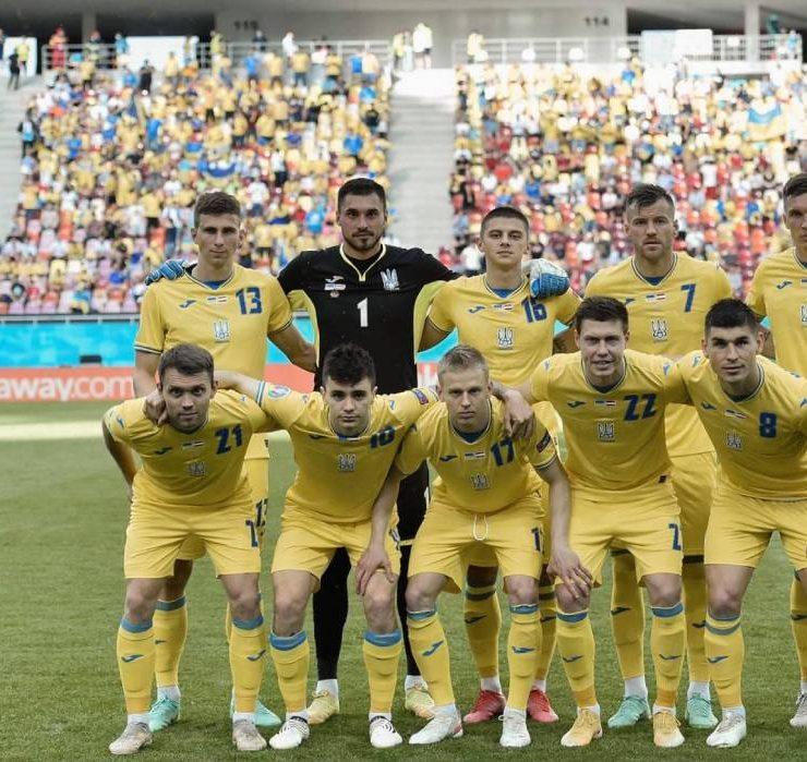 Сборная Украины впервые в истории вышла в плей-офф чемпионата Европы