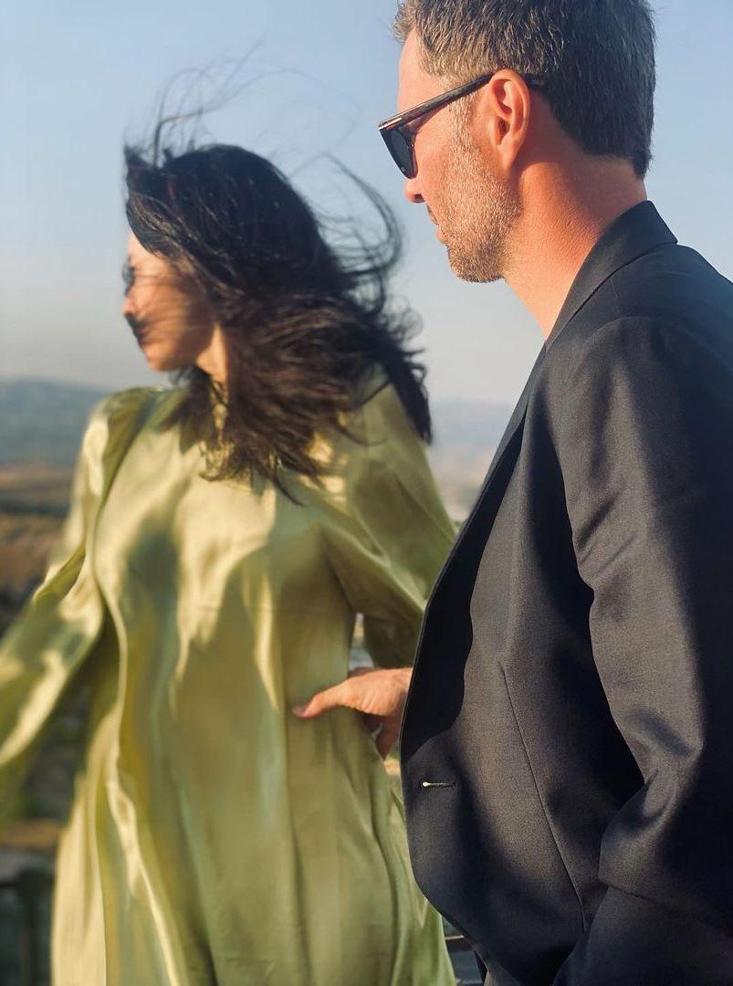 Insta-открытки: семейный отдых Елены Ревы в Каппадокии