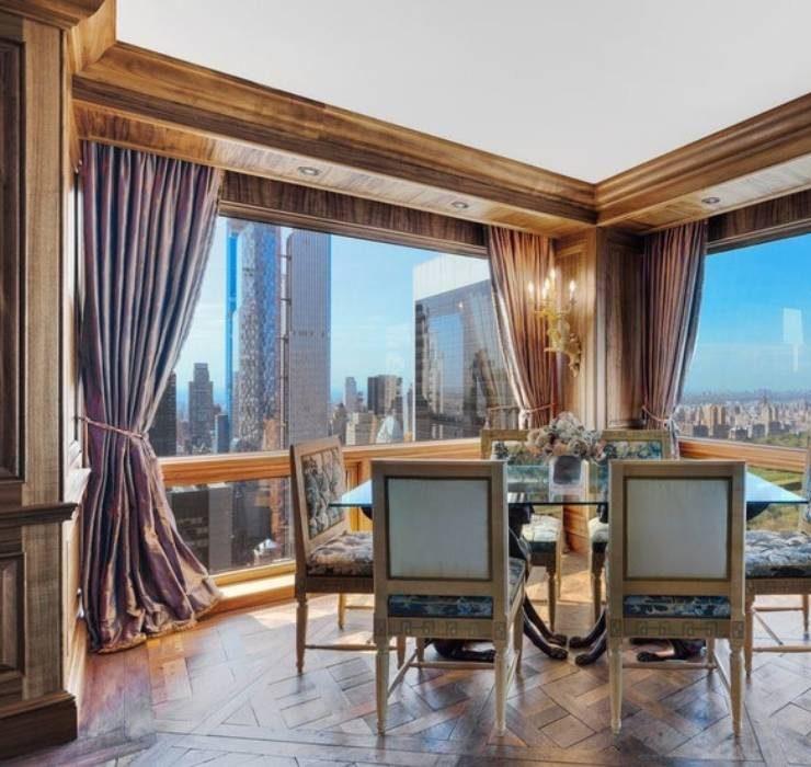 Кріштіану Роналду продає квартиру в Нью-Йорку: розглядаємо інтер'єр