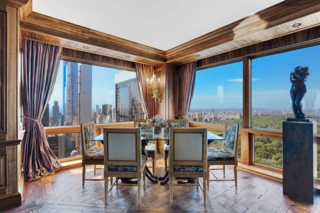 Криштиану Роналду продаёт квартиру в Нью-Йорке: рассматриваем интерьер