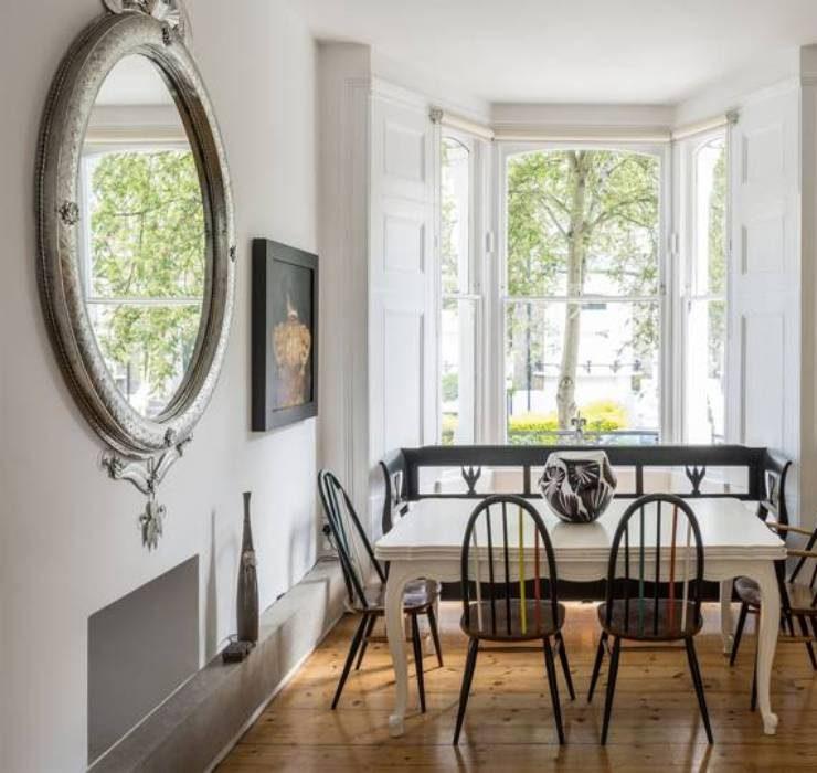 У Лондоні продають таунхаус Александра Макквіна: розглядаємо інтер'єр