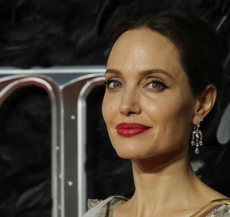 Ходять чутки: у Анджеліни Джолі роман з колишнім чоловіком