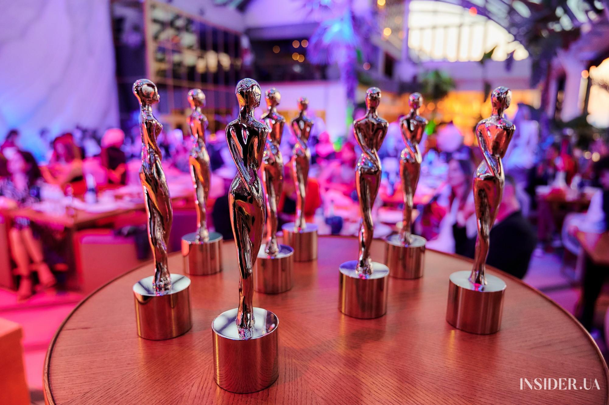 В Киеве прошла церемония вручения премии в сфере моделинга MCU Awards