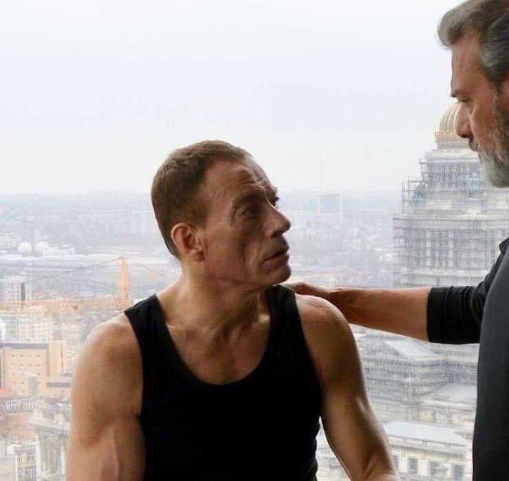 Netflix показал трейлер фильма с Ван Даммом, который снимали в Киеве