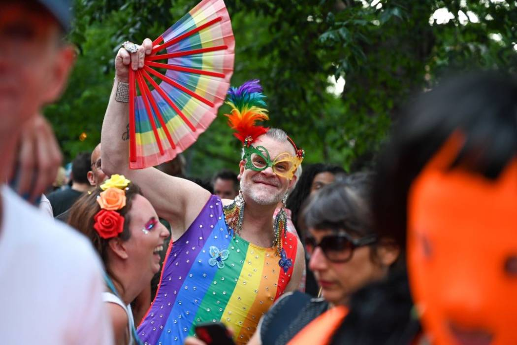 Яркие кадры: в Нью-Йорке прошёл драг-марш