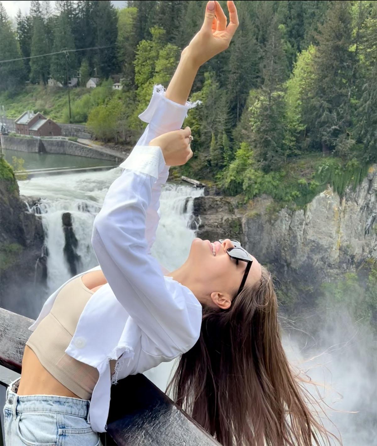 Сиэтл, Лас-Вегас, Гавайи, Нью-Йорк: вокруг США за месяц –маршрут «Мисс Украины» Маргариты Паши