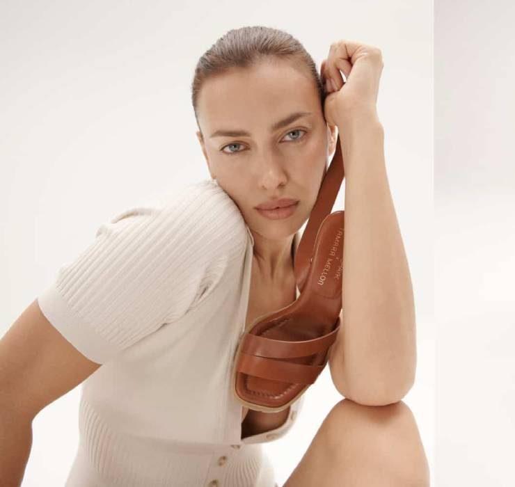 Ірина Шейк представила дебютну колекцію взуття