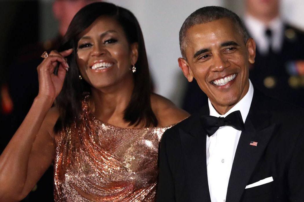Барак и Мишель Обама сняли мультсериал для Netflix