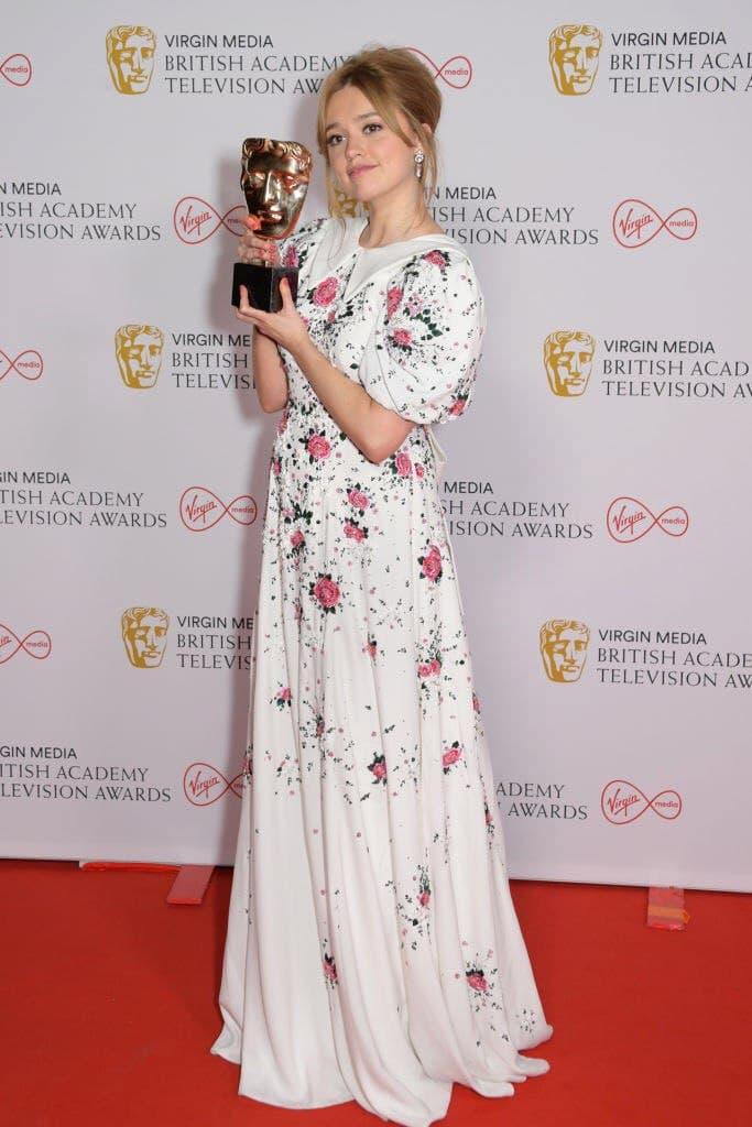 В Лондоне прошла церемония Bafta TV Awards 2021