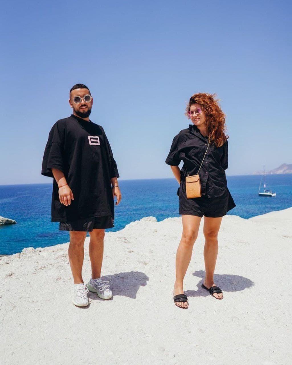 «Невозможно красиво»: Monatik с женой отправился в Афины
