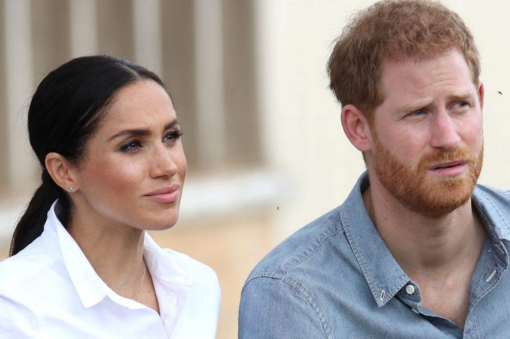 Британцы подписывают петицию против принца Гарри