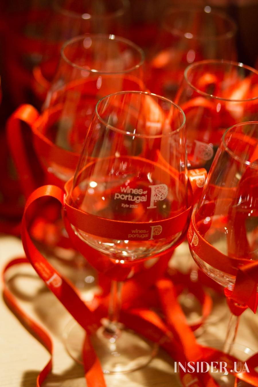 Винная дипломатия: в Киеве провели Wines of Portugal Grand Tasting 2021