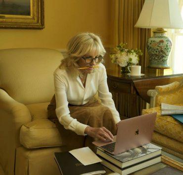 В Ralph Lauren и Michael Kors: Джилл Байден украсила обложку Vogue