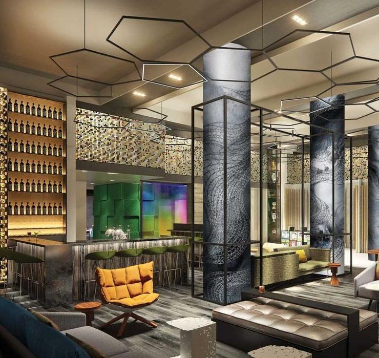 Кріштіану Роналду відкрив готель на Манхеттені: розглядаємо інтер'єр