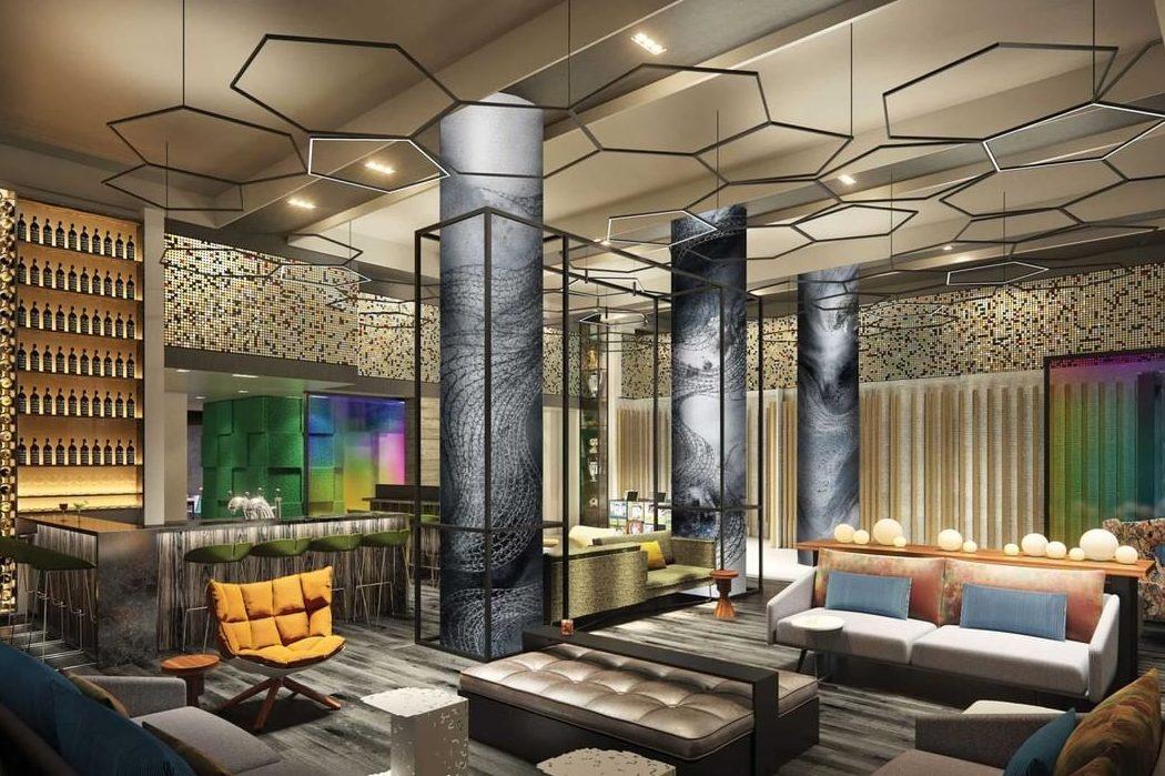 Криштиану Роналду открыл отель на Манхэттене: рассматриваем интерьер