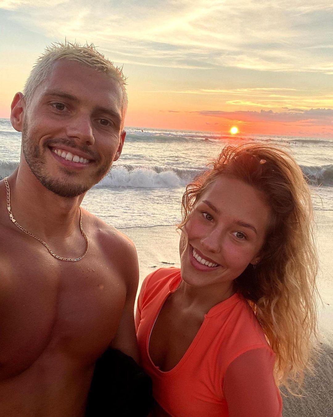«Искал всю свою жизнь»: Никита Добрынин поздравил Дашу Квиткову с 23-летием