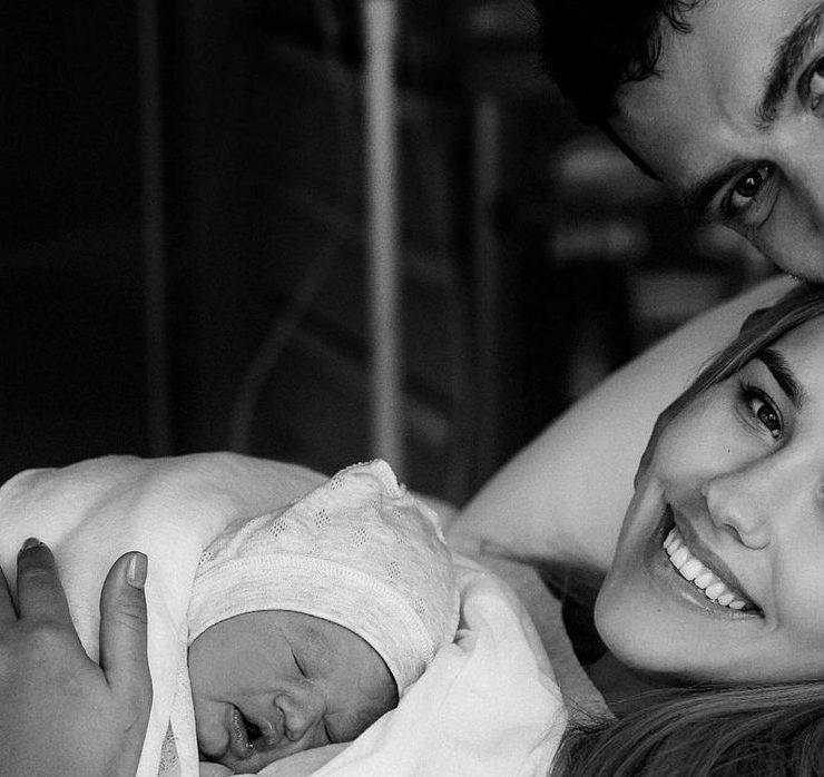 Даша Квиткова и Никита Добрынин впервые стали родителями