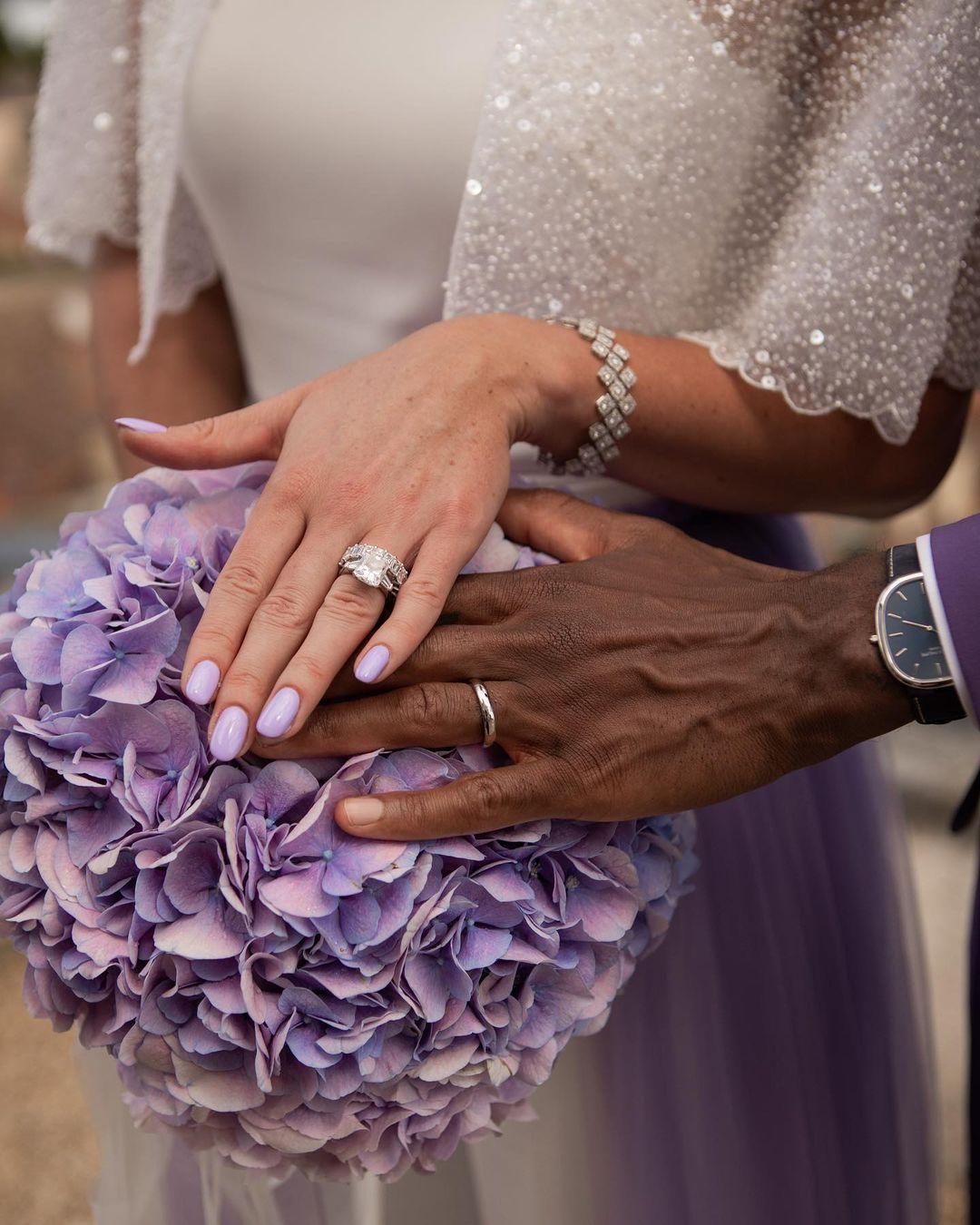 «Лучший день в моей жизни»: Элина Свитолина и Гаэль Монфис поженились