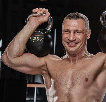 «Первые 50 раундов»: Виталий Кличко отмечает день рождения