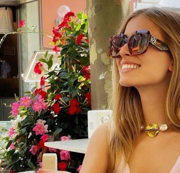Романтический уикенд Софии Евдокименко в Портофино