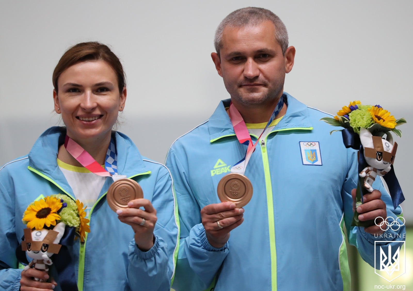 Олимпиада-2021: стрелки Елена Костевич и Олег Омельчук завоевали «бронзу»