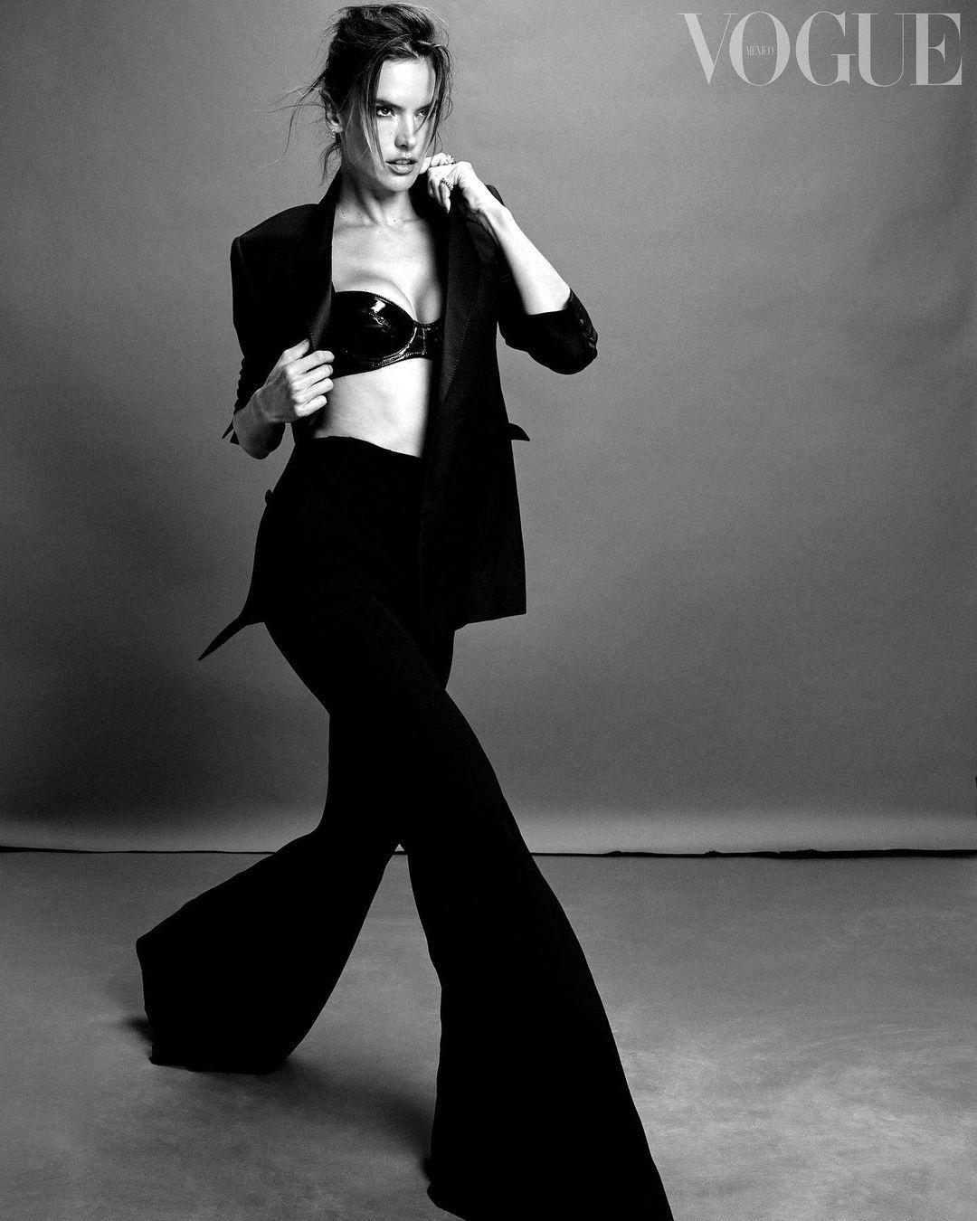 Bottega Veneta и Céline: новая съемка Алессандры Амбросио