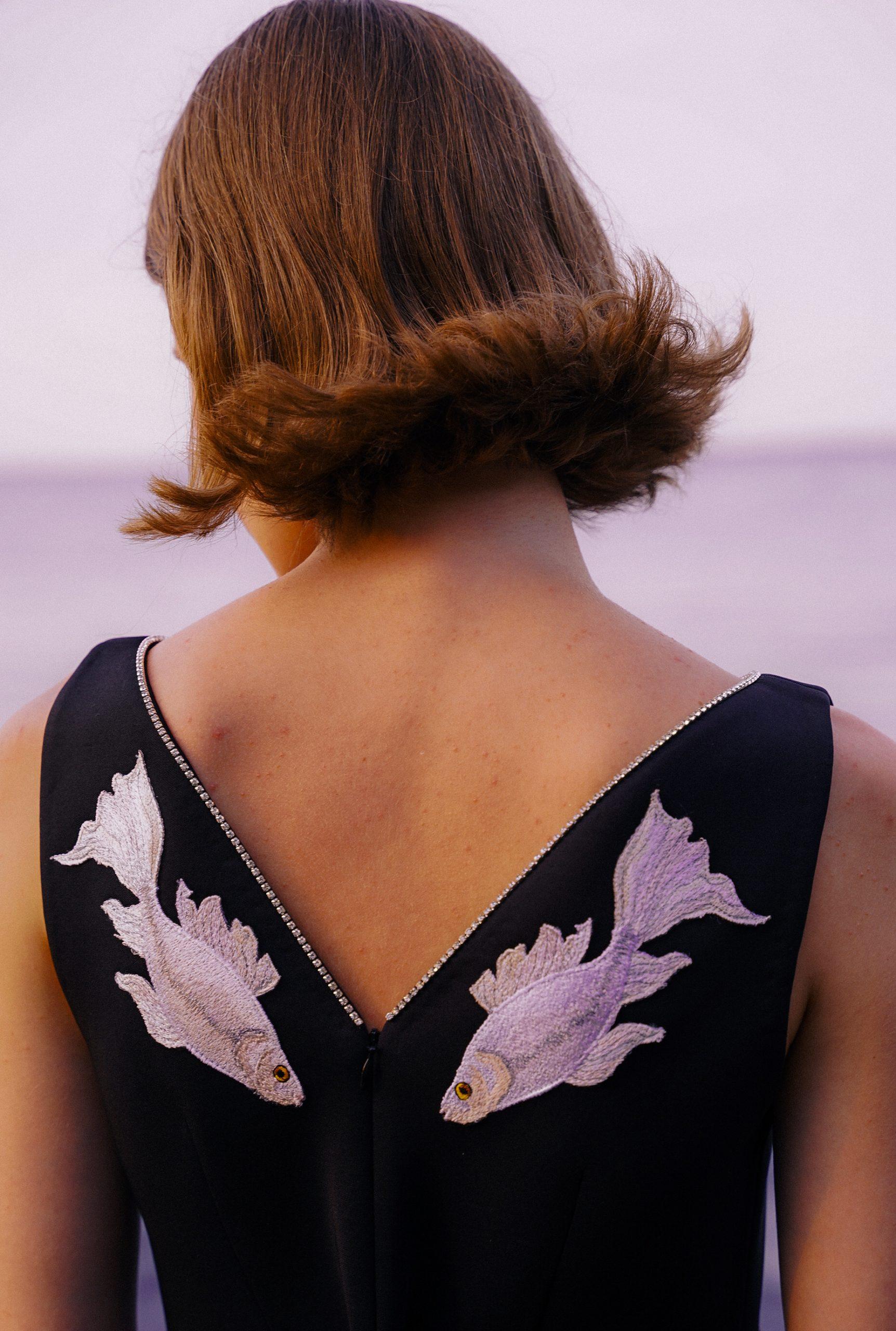 Изящность женской природы: лукбук коллекции Darja Donezz SS'22