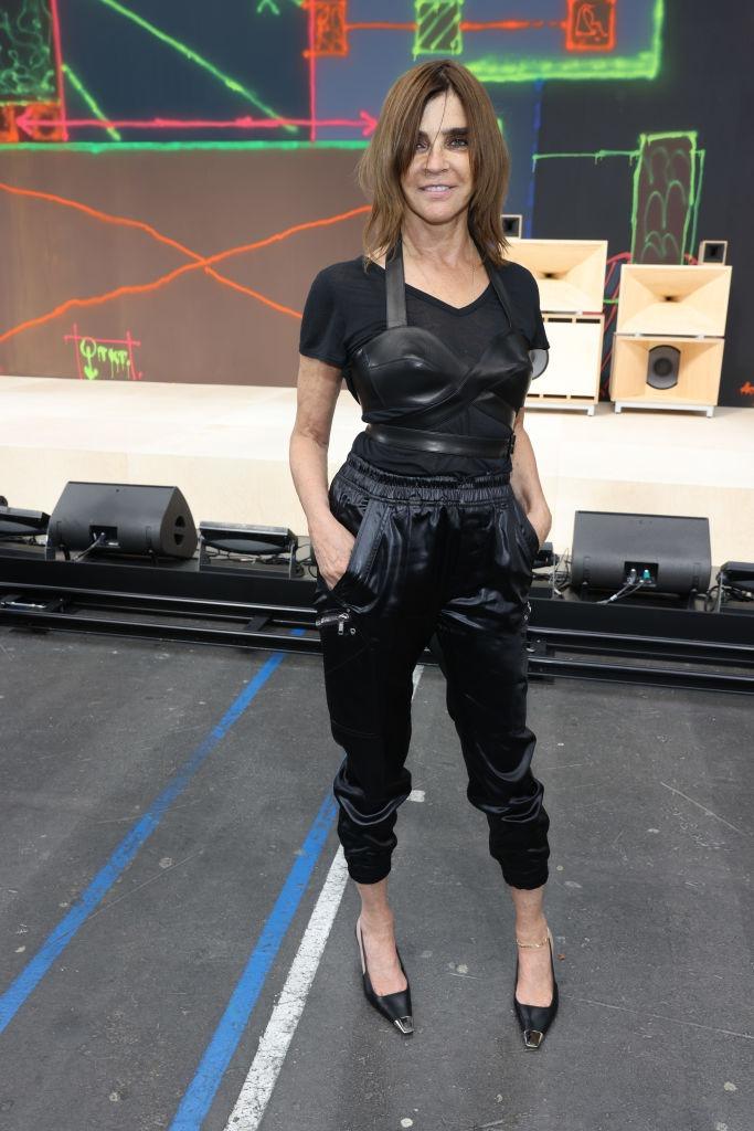 Белла Хадид открыла шоу Off-White FW'21-22 в Париже