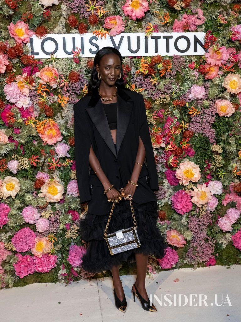 Тимоти Шаламе, Амина Муадди и другие гости ужина Louis Vuitton в Каннах