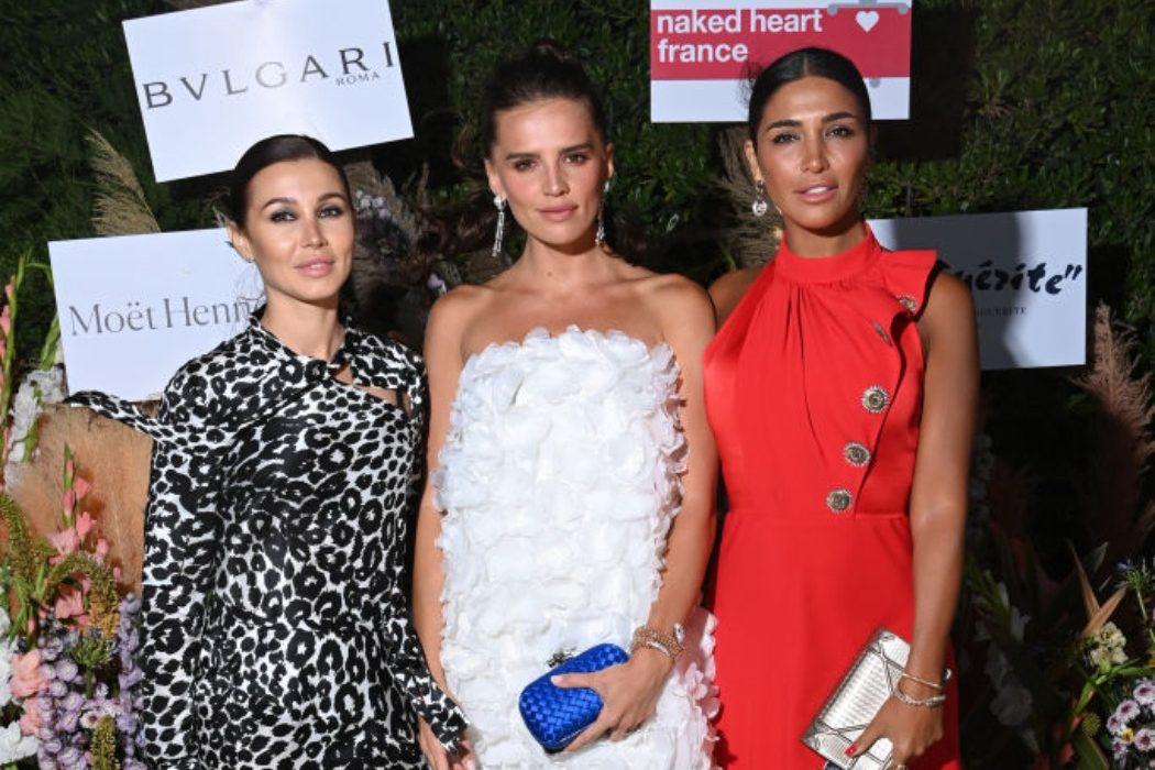 Канны-2021: Санта Димопулос, Анна Андрес и Наталья Гоций на ужине фонда Naked Heart