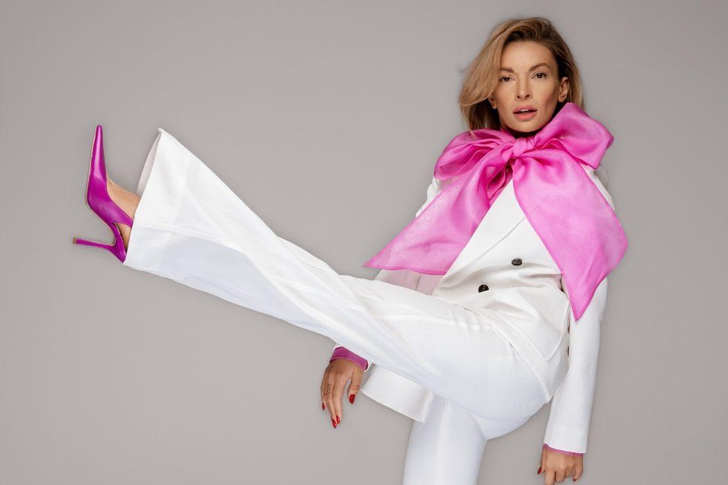 Для сильных женщин: яркие и стильные решения в коллаборации Marsala x PN