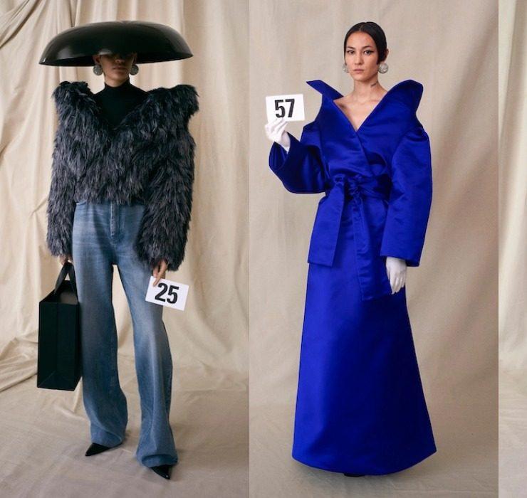 Balenciaga показали кутюрную колекцію – першу за 53 роки