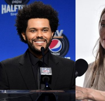 Неожиданно: Анджелина Джоли замечена на встрече с The Weeknd