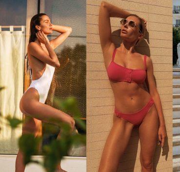 Must have лета: 5 модных купальников в гардеробе светских модниц