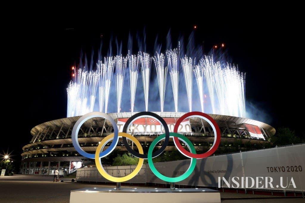 Зажгли огни: как прошла церемония открытия Олимпийских игр в Токио