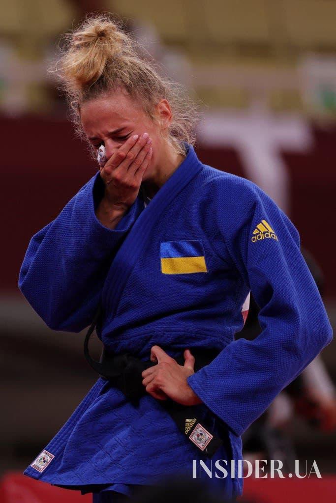 Олимпиада в Токио: Дарья Белодед завоевала первую «бронзу» для Украины