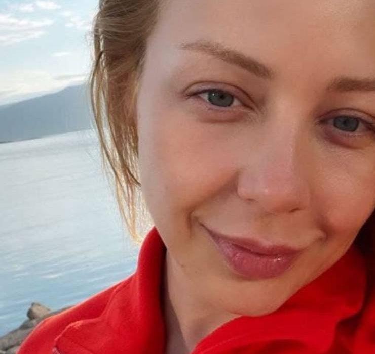 Як Тіна Кароль відпочиває в Ісландії з сином