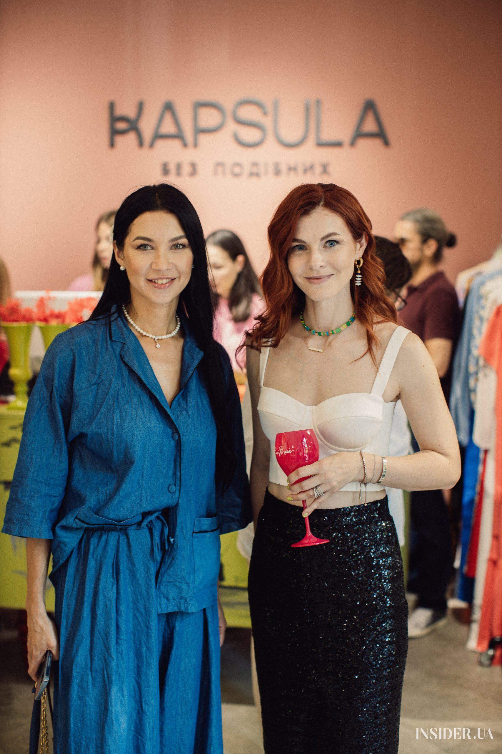 Без подобных: как прошел день рождения fashion-платформы KAPSULA