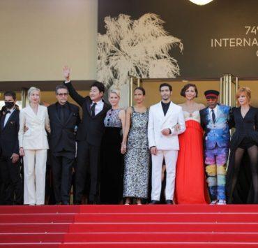 Шерон Стоун, Тильда Суинтон и другие гости церемонии закрытия Каннского кинофестиваля