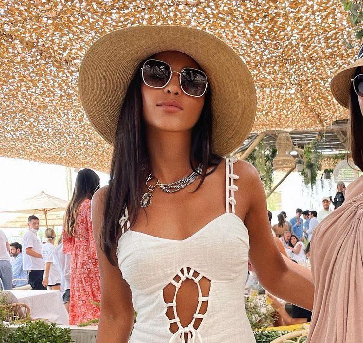 Сонячна зустріч: Санта Дімопулос і Анна Андрес у Сен-Тропе