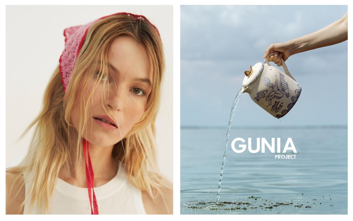 Море и детские воспоминания в летней капсуле Guniaproject «Сирены»