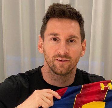 Лионель Месси покинул «Барселону» после 18 лет игры за клуб